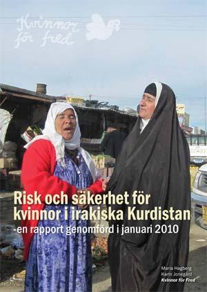 Risk och säkerhet för kvinnor i Irakiska Kurdistan